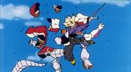 Shining Sword Attack Pieces