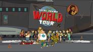 Total Drama World Tour