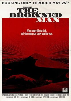 The Drowned Man Poster