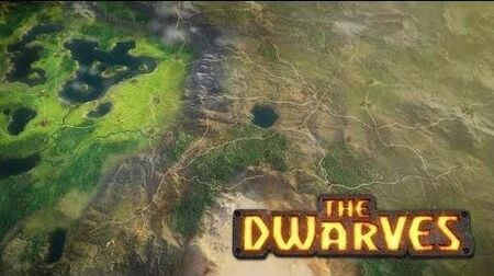 The Dwarves - Kickstarter Update Video 1 - Game Overview