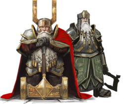 Giselbert Ironeye King of Fifthlings