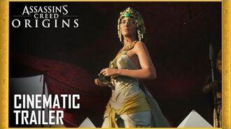 Assassin's Creed Origins Gamescom 2017 Cinematic Trailer Ubisoft US