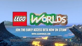 LEGO Worlds - Overview Trailer