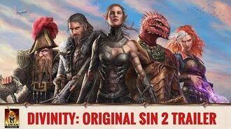 Divinity Original Sin 2 Trailer