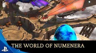 Torment Tides of Numenera - The World of Numenera Trailer PS4