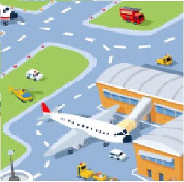 image stock illustration 1769393 airport terminal with airplanes rh the elegant life wikia com Airplane Emoji Cartoon Bus
