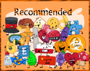 Recommended Characters