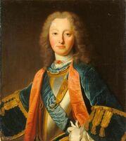 Louis Charles de Bourbon, Count of Eu, unknown artist