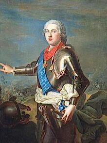 Unused Potential Louis Auguste portrait.