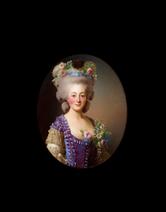 Her Highnesse, Madame la Dauphine, Marie Louise II de Grandelumiere (2)