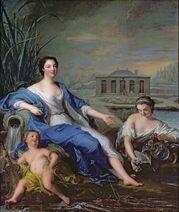 Marie-Anne de Bourbon, Mademoiselle de Clermont