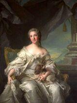 Jean-Marc Nattier - Madame la Comtesse d'Argenson - WGA16452