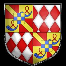 Coat of House Grimaldi d'Orange