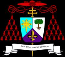 Matthiue's coat of arms