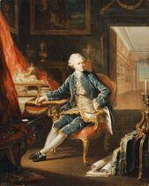 Young Louis Chretien Antoine Baptiste