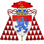 Vendome Cardinal Coat of Arms