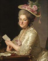 Her Highnesse, Madame la Dauphine, Marie Louise II de Grandelumiere 2