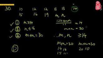 【文宣學社】數學 DSE 2012 Paper2 Q30