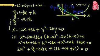 【文宣學社】數學 DSE 2012 Paper1 Q17