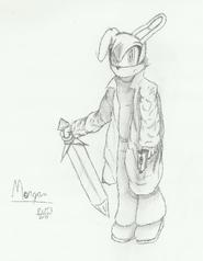 Morgan Sketch