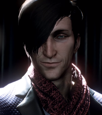 Image result for Stefano the evil within lost