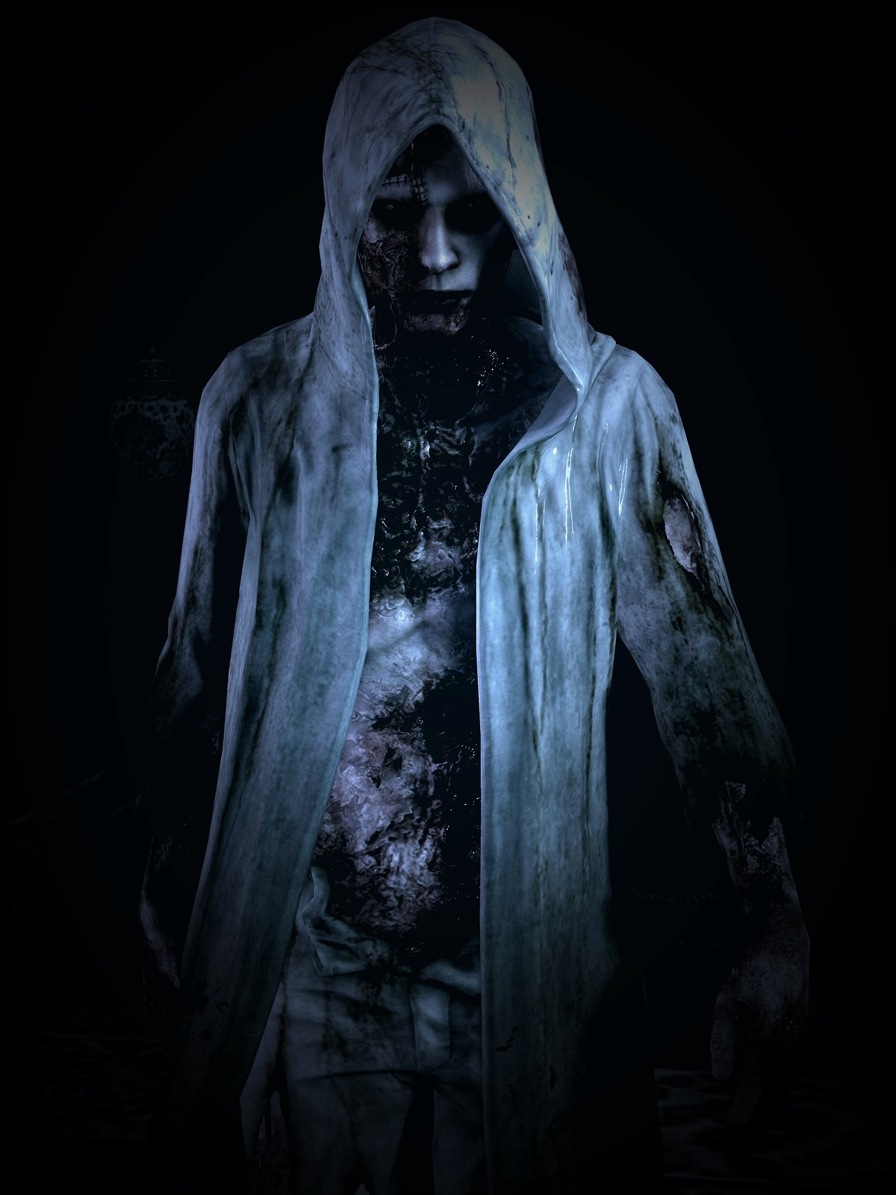 Image result for ruvik the evil within lost