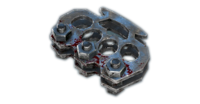 TEW1 Brass Knuckles inv