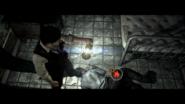 Sebastian standing over Ivan's dead body