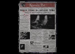 TEW1 Newspaper