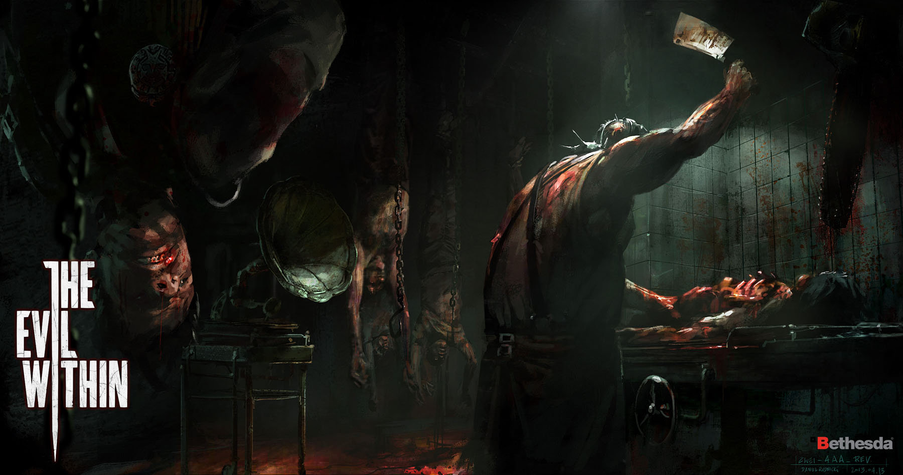 The Evil Within Wiki | Fandom