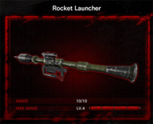 TExe Rocket Launcher