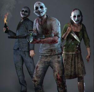 Masked Haunted