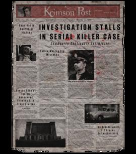 TEW1 Newspaper Investigation Stalls