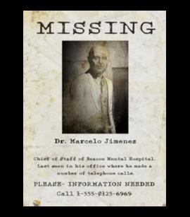 TEW1 MissingPoster Marcelo