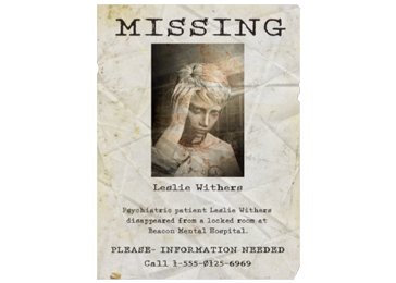 Missing Person Posters Are A Collection Of Collectibles Found In The Evil  Within. They Are Filed Notices Of Missing Residents Of Krimson City And The  ...  Missing Person Posters