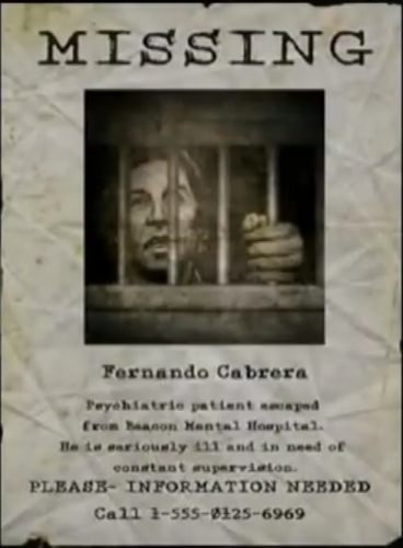 The Evil Within Wiki   Fandom  Missing Person Posters