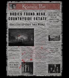 TEW1 Newspaper Bodies Found Near Estate