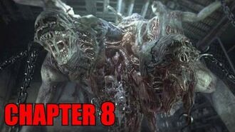 The Evil Within Walkthrough Chapter 8 - A Planted Seed Will Grow No Damage All Collectibles (PS4)