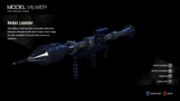 Rocket Launcher model viewer