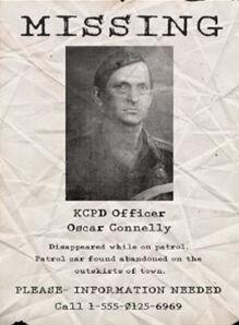 Oscar Conelly Wp