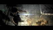 Sebastian burning Ivan's body
