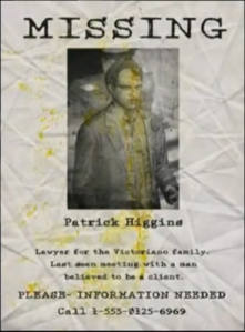 Patrick Higgins Wp