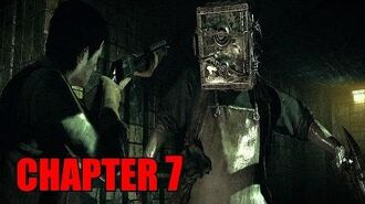 The Evil Within Walkthrough Chapter 7 - The Keeper No Damage All Collectibles (PS4)