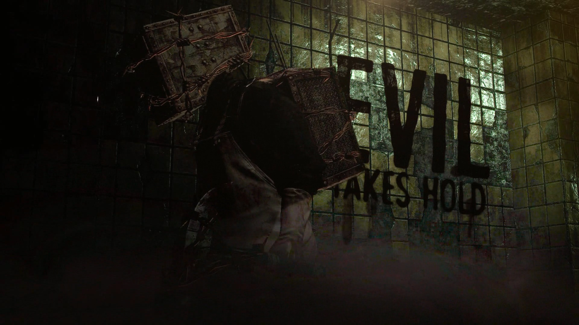 The Evil Within Keeper 08