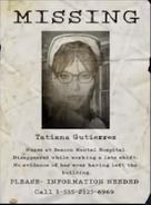 The Evil Within Tatiana Gutierrez Missing