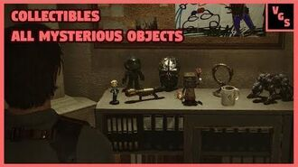 The Evil Within 2- All Mysterious Objects