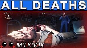 The Evil Within 2 All DEATH SCENES Death Animations