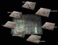 Krimson City Map Breakdown