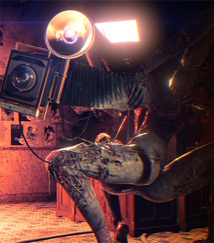 The Evil Within  Anima Safe Room