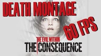 The Evil Within The Consequence - Death Montage All Deaths (1080p 60 FPS)